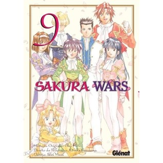 SAKURA WARS 09 (COMIC) (ULTIMO NUMERO)