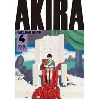 AKIRA 04 (EDICION CON SOBRECUBIERTA)