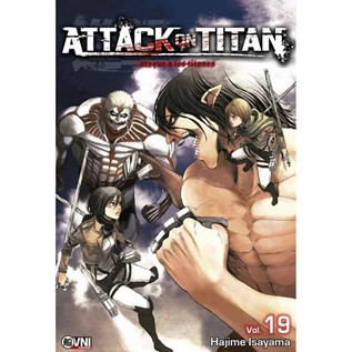 ATTACK ON TITAN 19