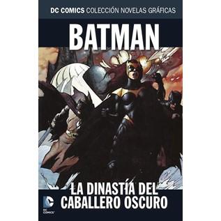 DC COMICS COLEC NOVELAS GRAFICAS 75: BATMAN - LA DINASTIA DEL CABALLERO OSCURO