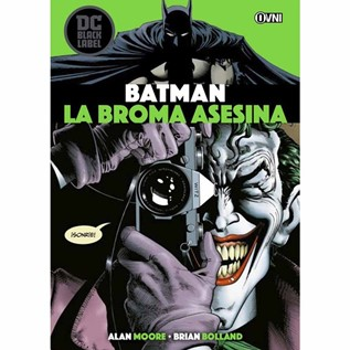 BATMAN: LA BROMA ASESINA (DC BLACK LABEL)