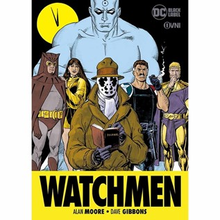 WATCHMEN (DC BLACK LABEL)