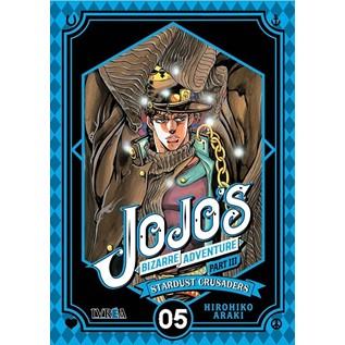 JOJOS B.A. PART 3: STARDUST CRUSADERS 05
