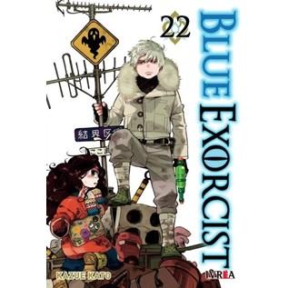 BLUE EXORCIST 22