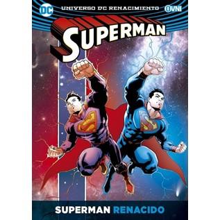 SUPERMAN VOL. 03: SUPERMAN RENACIDO