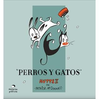 MUTTS 02 PERROS Y GATOS
