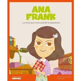 ANA FRANK, LA CHICA QUE NUNCA PERDIO LA ESPERANZA