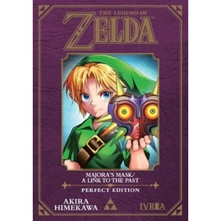 THE LEGEND OF ZELDA 03: MAJORAS MASK / A LINK TO THE PAST (PERFECT EDITION)