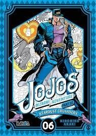 JOJOS B.A. PART 3: STARDUST CRUSADERS 06