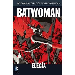 DC COMICS COLEC NOVELAS GRAFICAS 81: ELEGIA