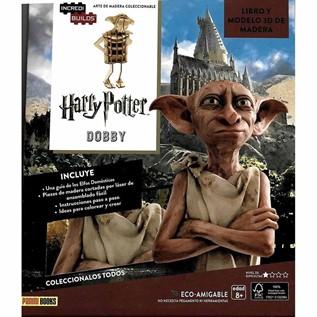INCREDIBUILDS: DOBBY- HARRY POTTER