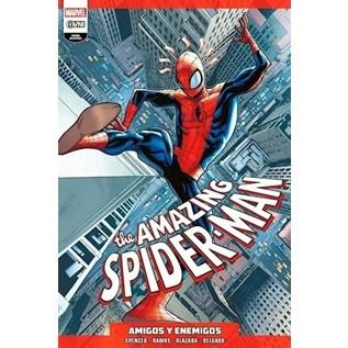 AMAZING SPIDER-MAN Vol. 02: AMIGOS Y ENEMIGOS