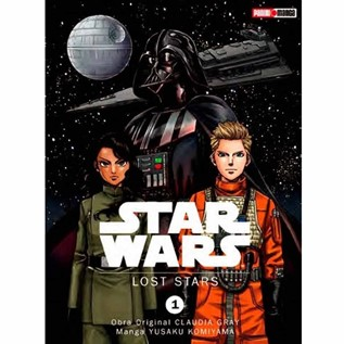 STAR WARS MANGA: LOST STARS 01