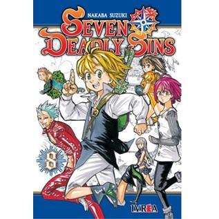 SEVEN DEADLY SINS 08