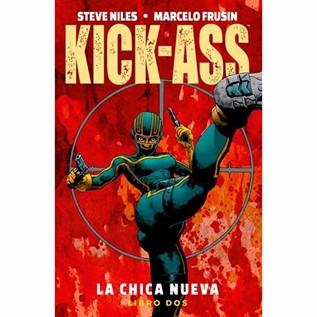 KICK-ASS: LA CHICA NUEVA 02