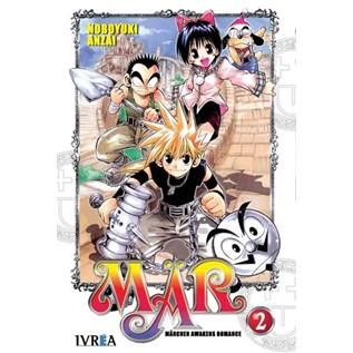 MAR 02 (COMIC) (MANGA)