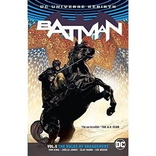BATMAN VOL. 05: LAS REGLAS DEL COMPROMISO