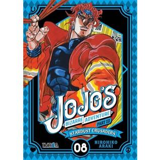 JOJOS B.A. PART 3: STARDUST CRUSADERS 08