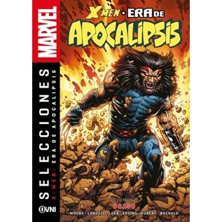 X-MEN: ERA DE APOCALIPSIS VOL. 03: OCASO
