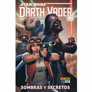STAR WARS DARTH VADER 02: SOMBRAS Y SECRETOS