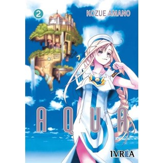 AQUA 02 (COMIC) (MANGA) (ULTIMO)
