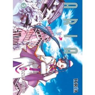 ARIA 05 (COMIC)