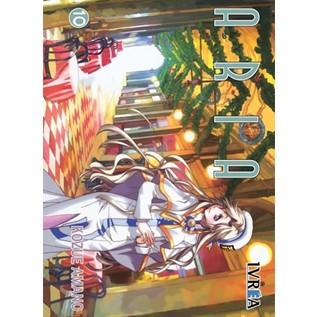 ARIA 10 (COMIC)