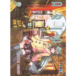 ARIA 11 (COMIC)
