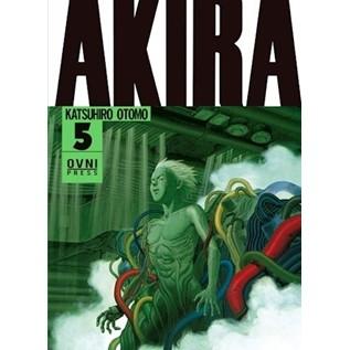 AKIRA 05 (EDICION CON SOBRECUBIERTA)