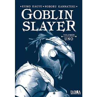GOBLIN SLAYER (NOVELA) VOL. 01