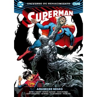 SUPERMAN VOL. 04: AMANECER NEGRO