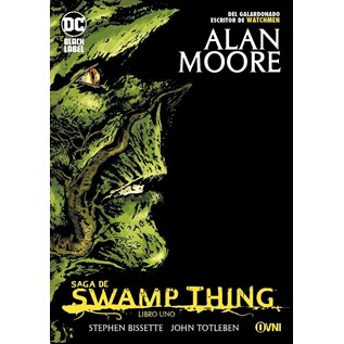 SAGA DE SWAMP THING VOL. 01