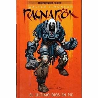 RAGNAROK 01: EL ULTIMO DIOS