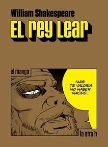 EL REY LEAR (MANGA)