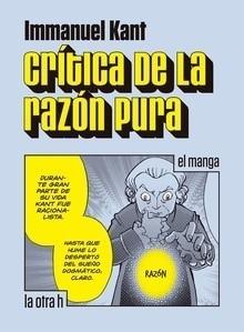 CRITICA DE LA RAZON PURA (MANGA)
