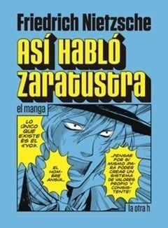 ASI HABLO ZARATUSTRA (MANGA)