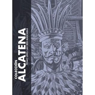 COLECCION ALCATENA 01: LAS SEIS MASCARAS
