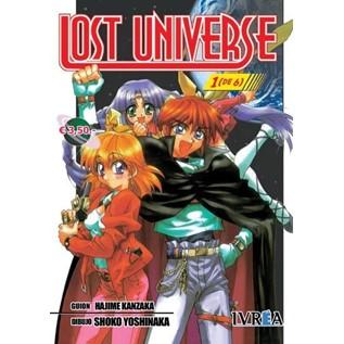 LOST UNIVERSE 01 (COMIC)