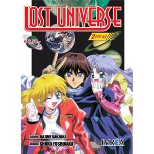 LOST UNIVERSE 02 (COMIC)