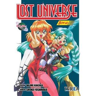 LOST UNIVERSE 03 (COMIC)