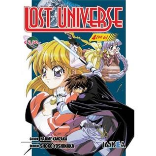 LOST UNIVERSE 04 (COMIC)