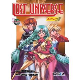 LOST UNIVERSE 05 (COMIC)