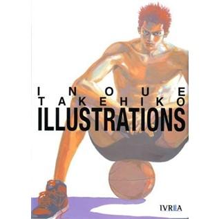INOUE TAKEHIKO ILLUSTRATIONS (ART BOOK) SLAM DUNK