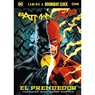 BATMAN FLASH: EL PRENDEDOR