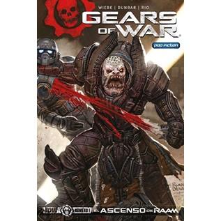 GEARS OF WAR PACK COMICS 01 AL 04