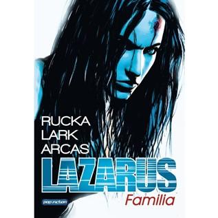 LAZARUS TOMO 01 FAMILIA