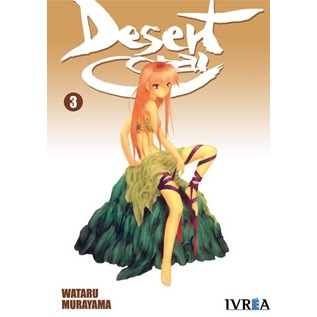 DESERT CORAL 03 (COMIC)
