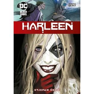 HARLEEN (DC BLACK LABEL)