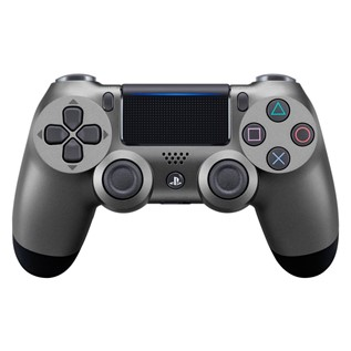 JOYSTICK PS4 STEEL BLACK