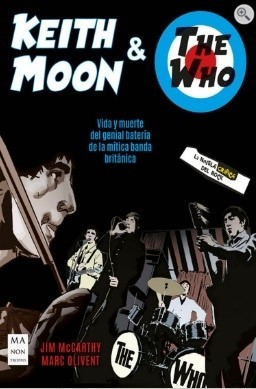 KEITH MOON & THE WHO